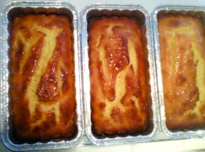 Kathe's Lovely Lemon Loaves